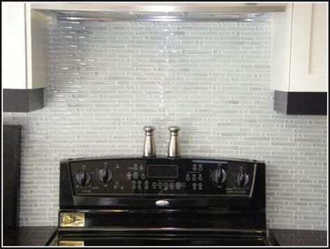 white kitchen glass backsplash white glass tile backsplash kitchen tiles home design