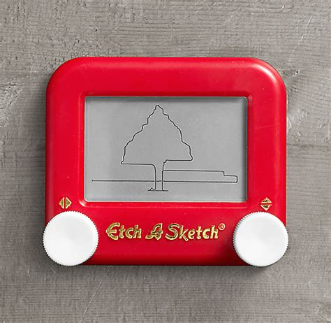 mini etch  sketch