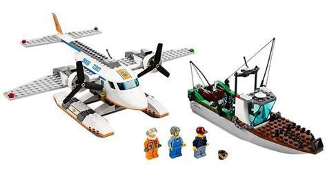 Lego Boat Plane by Lego 60015 Coast Guard Plane I Brick City