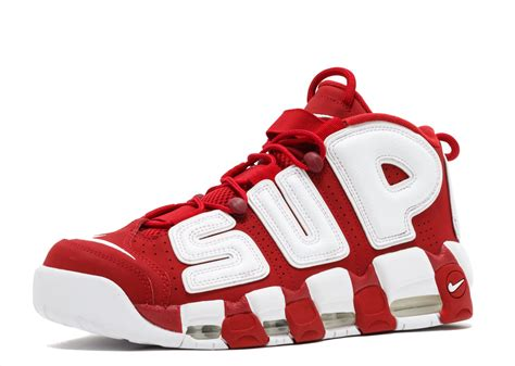 supreme nike air grey mens nike air more uptempo shoes