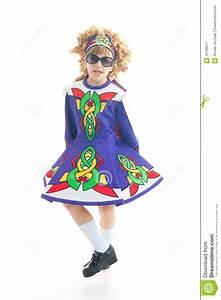 young irish dancers young irish dancer royalty free stock ...