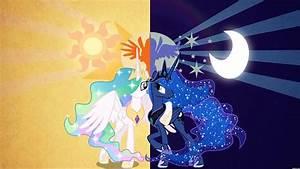 MLP FiM Princess Luna and Princess Celestia images this ...