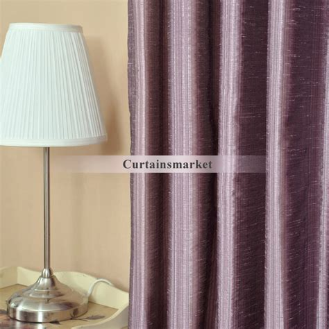 striped curtain panels vertical polyester purple vertical striped curtains in way