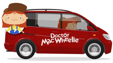 A New Car For The Car Doctor. Kids