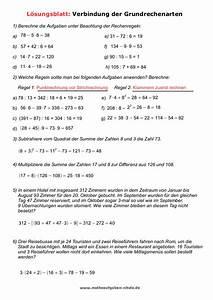 Volumen Rechteck Berechnen : grundrechenarten bungen ~ Themetempest.com Abrechnung