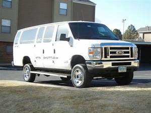 Buy Used 2008 Ford E350 Extended Passenger Van  Quigley