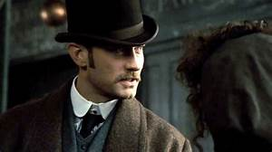 Sherlock Holmes: Downey Jr. & Law New Poster Clothes