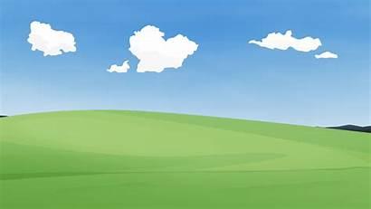 Bliss Windows Minimalistic Wallpapers Vector Xp Minimalist
