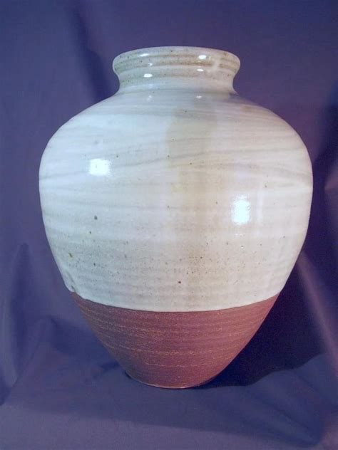 malcolm pepper british   studio pottery large