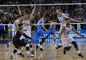 UCLA sweeps Princeton as NCAA men's volleyball season gets ...