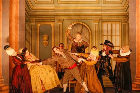 teatro barocco im schlosstheater laxenburg le nozze