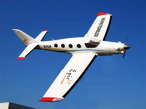 New! Epic Lt 120 Nitro Fuel Arf Controlled Airline Model