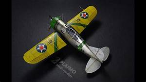 Brewster F2a Buffalo Tamiya 1  48 - Aircraft Model