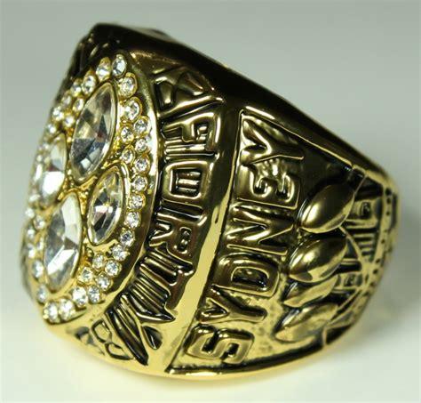 San Francisco 49ers High Quality Replica 1989 Super Bowl