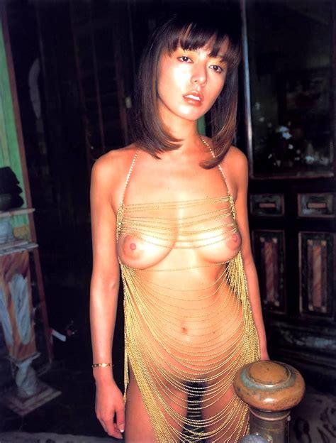 武田久美子のヘアヌード画像