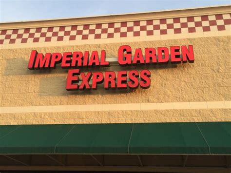 imperial garden manhattan ks restaurant billede af imperial garden express