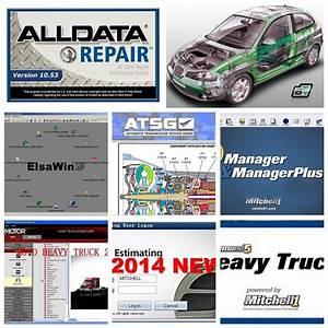 Alldata V10 53 1tb High Quality Hdd 2018 Software Mitchell