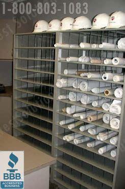 shelf diy  architectural plan file cabinet
