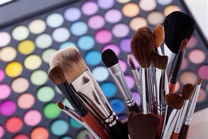 Makeup Brush Artist Tools Cosmetology Various Colorful