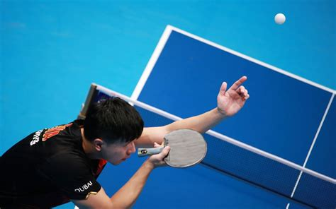 ping pong how does it take to get really at table tennis