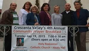 Coming Together – Prayerfully - Crescenta Valley Weekly