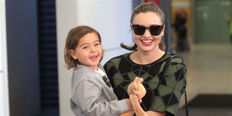 Miranda Kerr Opens Up About Her Son Flynn's Relationship ...