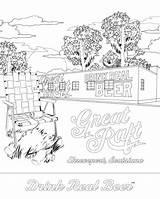 Grb Coloring Raft Pdf sketch template