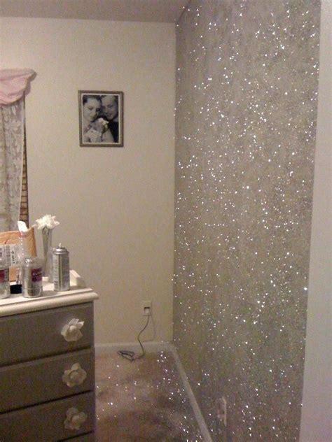 gold glitter bedroom rose gold glitter wall paint