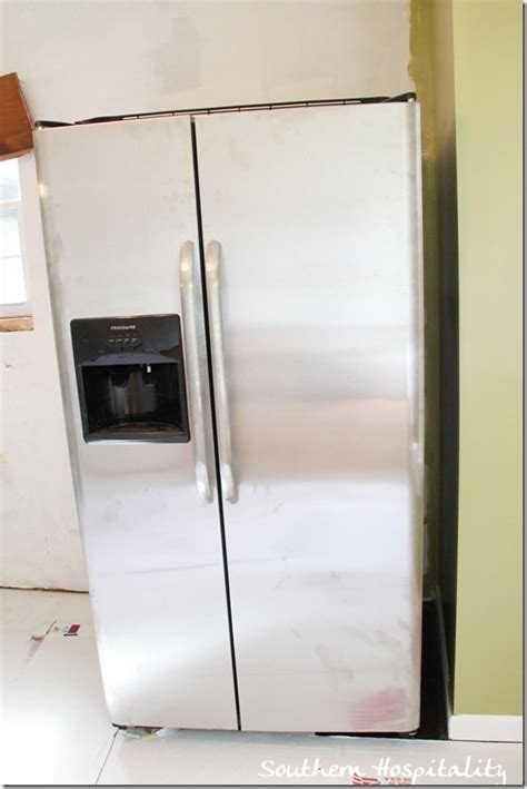Week 18: House Renovation: Stainless Steel and White