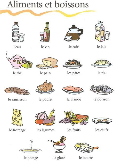 ustensile de cuisine commencant par p les aliments français