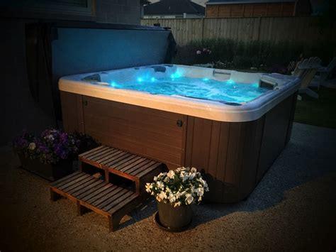 home hot tubs  spa pools