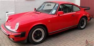 Porsche 911 3 2 : porsche 911 carrera 3 2 sport coupe 1984 superb condition throughout ~ Medecine-chirurgie-esthetiques.com Avis de Voitures