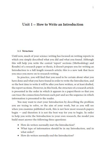 start  research paper guide examples