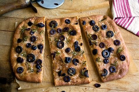 wheat focaccia recipe nyt cooking