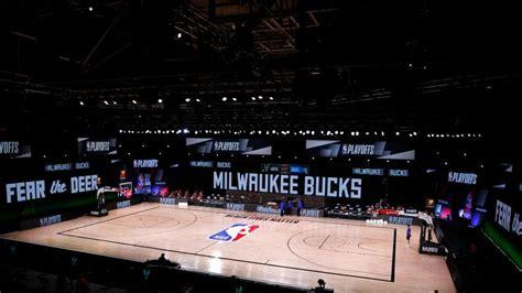 Bucks boycott Game 5 of NBA playoffs vs. Magic after Jacob ...