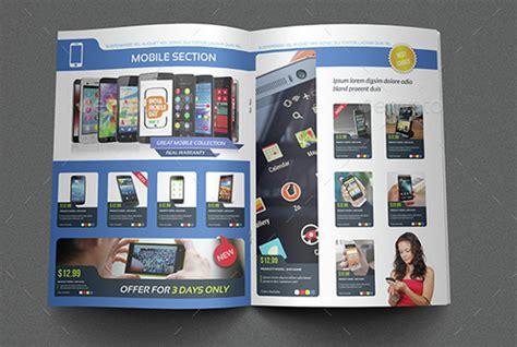 10 Elegant Electronics Catalog Templates for Free PSD, AI