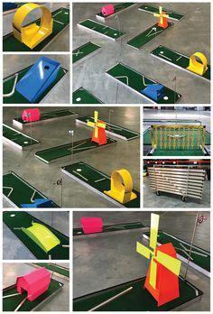 angles lesson plan design   mini golf