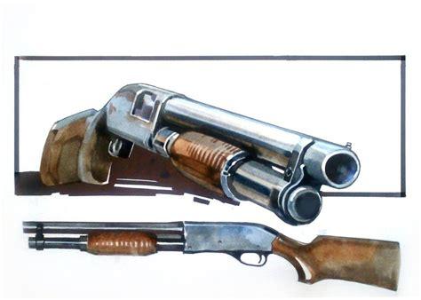 Shotgun By Vombavr On Deviantart