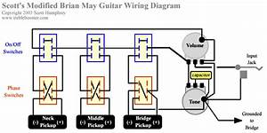 Guitar Fetish Brian May Kwikplug Wiring Diagram