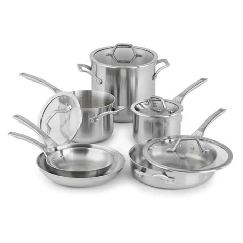 fully clad stainless steel cookware    clad business insider