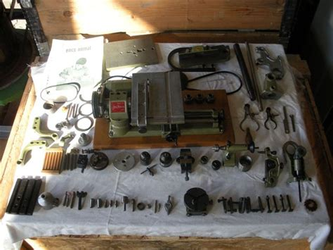 Gebrauchte Maschinen  Metalldrehbank Emco gebraucht