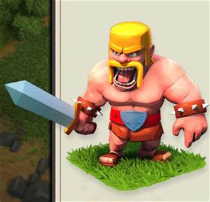 Image - Barbarian.png - Clash of Clans Wiki