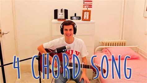 4 chords, 36 songs on guitar. 4 Chord Song - YouTube