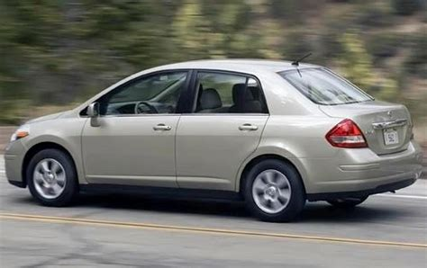 2009 Nissan Versa  Information And Photos Zombiedrive