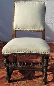 Chaise Louis Xiii : chaise louis xiii chaises tabourets ~ Melissatoandfro.com Idées de Décoration
