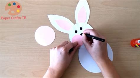 rabbit craft for preschool 838 | maxresdefault