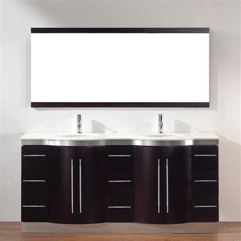 studio bathe vanity studio bathe dinara 72 in vanity in chai with nougat