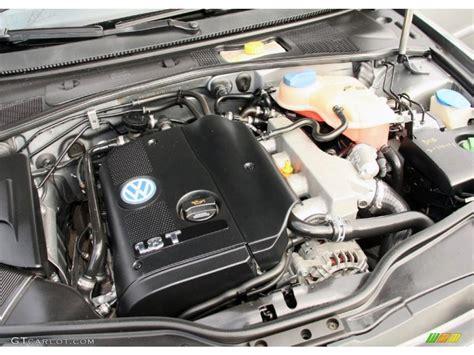 2002 Vw Passat W8 Engine Diagram by 2003 Volkswagen Passat Gls Wagon 1 8l Dohc 20v