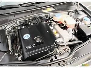 2003 Volkswagen Passat Gls Wagon 1 8l Dohc 20v Turbocharged 4 Cylinder Engine Photo  46781988