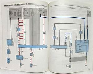 2003 Toyota Prius Electrical Wiring Diagram Manual
